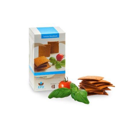 EPD Cracker Tomate Basilikum 180g