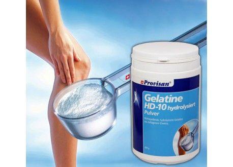 Gelatine HD-10 hydrolisiert Dose 400g