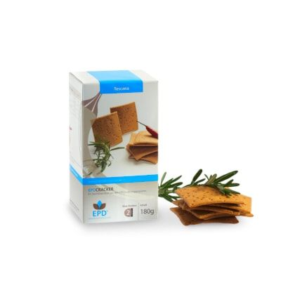 EPD Cracker Toscana 180g