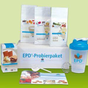 EPD Probierpaket Schoko