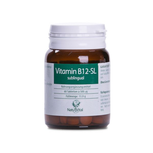 Vitamin B12-SL Sublingual