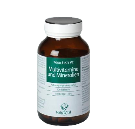 Multivitamine und Mineralien (Food-State)