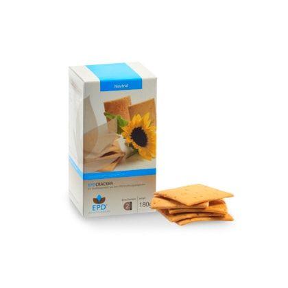 EPD Cracker neutral 180g