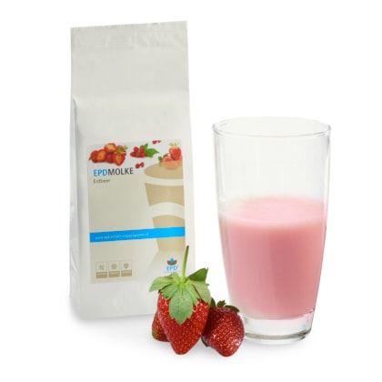 EPD Molke Erdbeer glutenfrei 250g