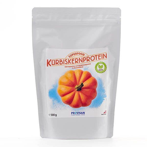 Superfood Kürbiskernprotein