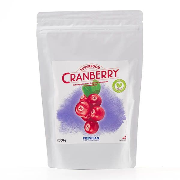 Superfood Cranberry