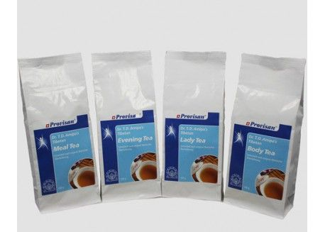 Provisan Evening Tea Beutel 100g