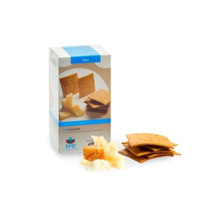EPD Cracker Käse 180g