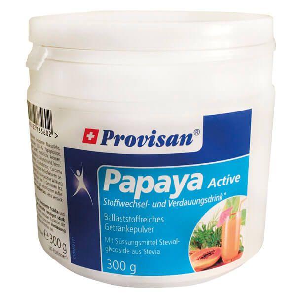 Provisan Papaya Active