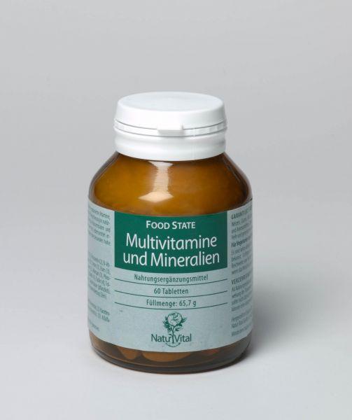 Multivitamine und Mineralien (Food-State)