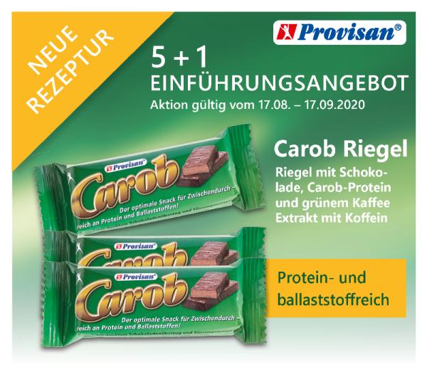 Provisan Carob Riegel