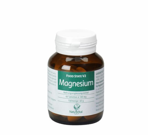Magnesium (Food State)